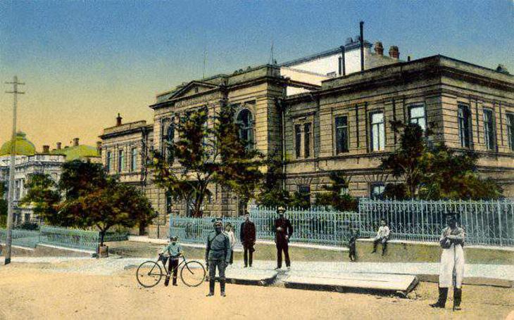 История Мариинской женской гимназии в Баку