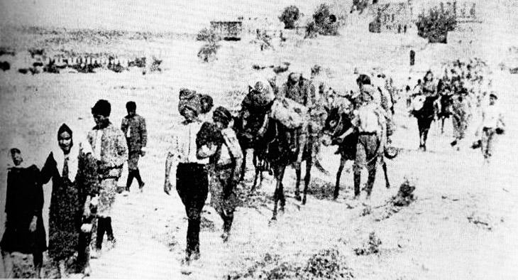 О переселении армян на азербайджанские земли