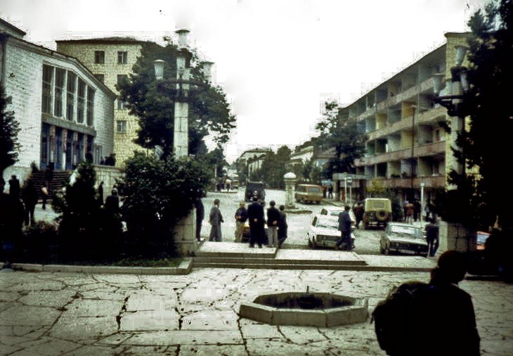 Шуша в 1988 году (44 ФОТО)