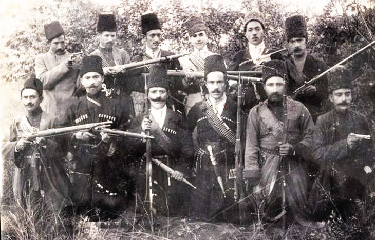 Как в советском Азербайджане расправлялись с гачагами