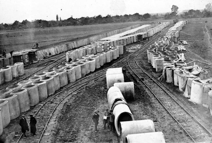 История создания Шолларского водопровода