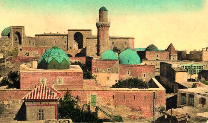Археологические тайны Бакинской крепости