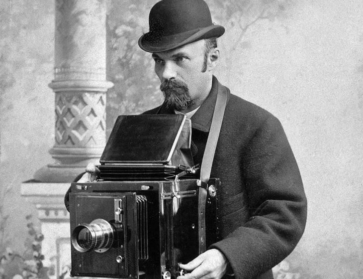 Нефтяной Баку в 1905 г. глазами «отца русского репортажа» Карла Буллы (ФОТО)