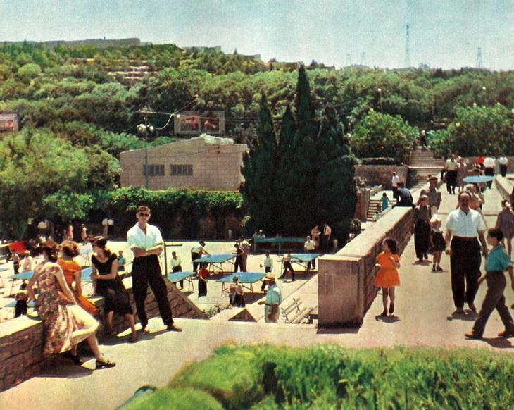 Цветущий Баку 1960-х (ФОТО)