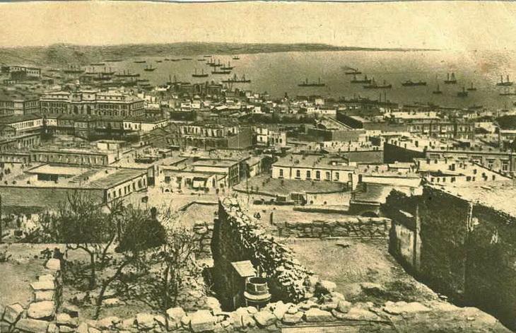 Виды Баку на открытках 20-х годов (ФОТО) - Часть 4