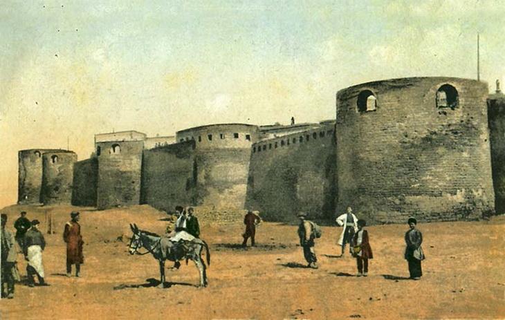 Улицы Баку на цветных открытках 19-начала 20 вв. (ФОТО) - часть 2