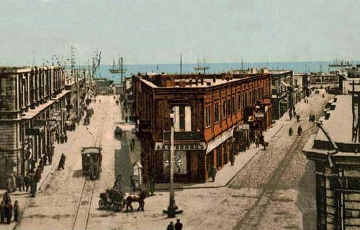 Цветные открытки Баку конца XIX – начала ХХ века (ФОТО) - часть 2