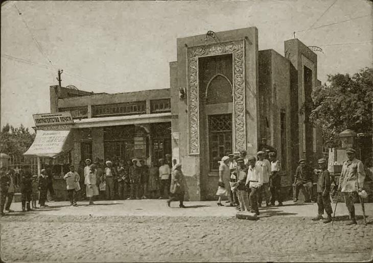 Виды Баку на открытках 20-х годов (ФОТО) - Часть 2