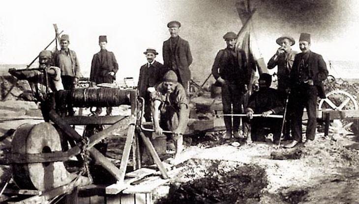 Первый в мире керосиновый завод на Апшероне