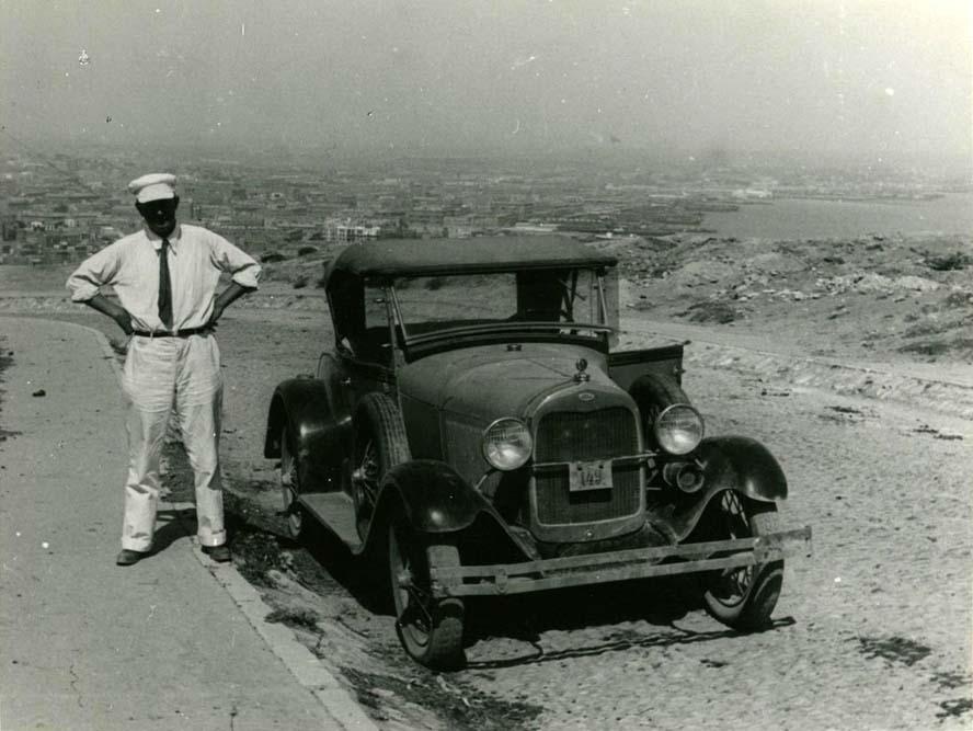 Баку глазами американского ученого Франка Феттера в 1930 г. (ФОТО)