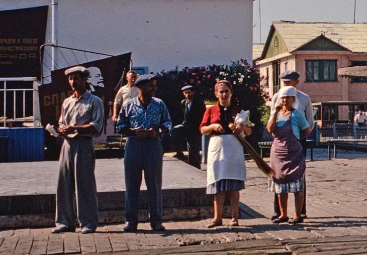 Баку 1964 г. в объективе американского историка градостроения Джона Репса (ФОТО)