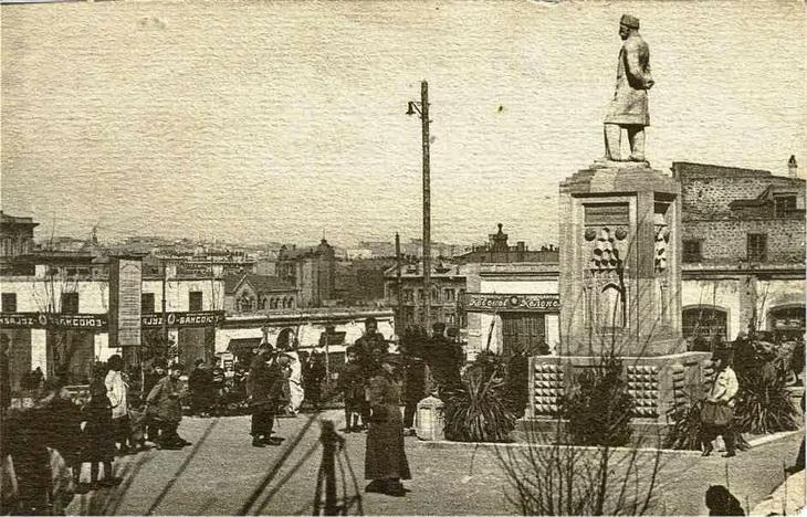 Виды Баку на открытках 1920-х годов (ФОТО) - Часть 1