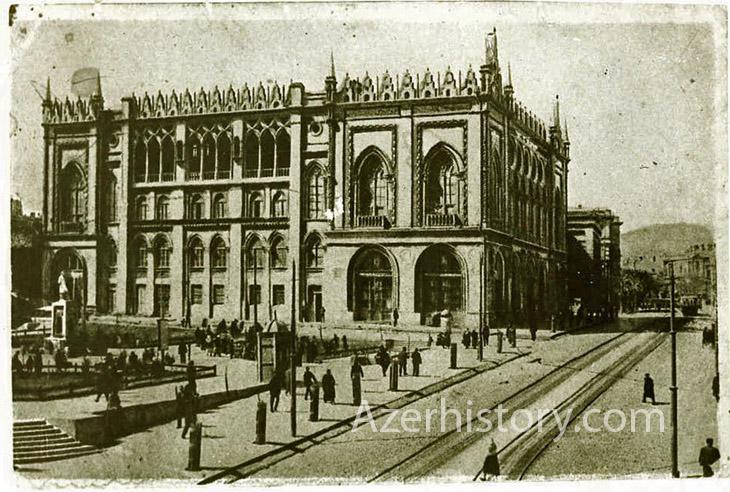 «Азерфото» и другие: Как выпускались открытки в советском Азербайджане