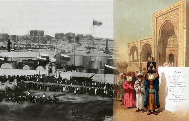 О визите императора Александра в Баку в 1888 г.
