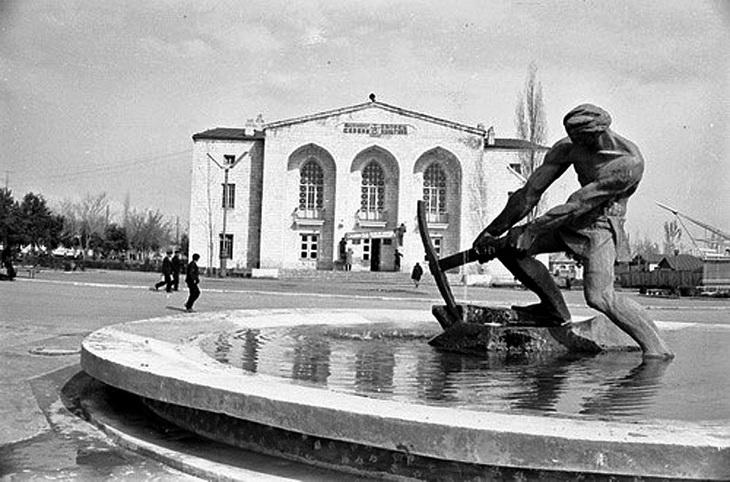 Азербайджанский Агдам до армянской оккупации (ФОТО)