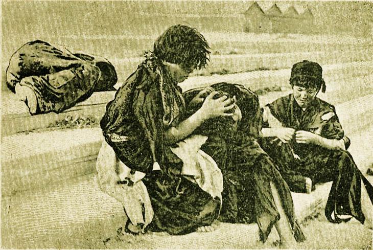 История детской беспризорности в Азербайджане с 1905 по 1935 год