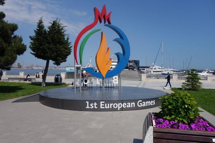 История первых Европейских Игр в Баку (ФОТО, ВИДЕО)