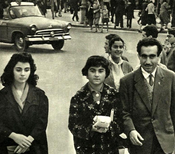 Жизнь в Баку, 1964 год (ФОТО)
