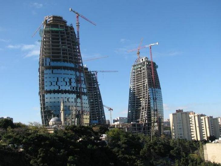 Баку в 2009-2011 годах глазами туристов (38 ФОТО)