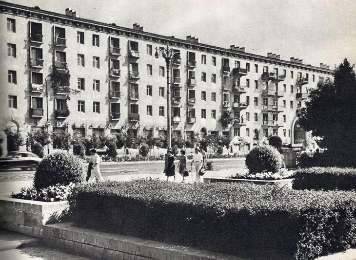 Баку 1964 года: Городские виды (ФОТО) - часть 2