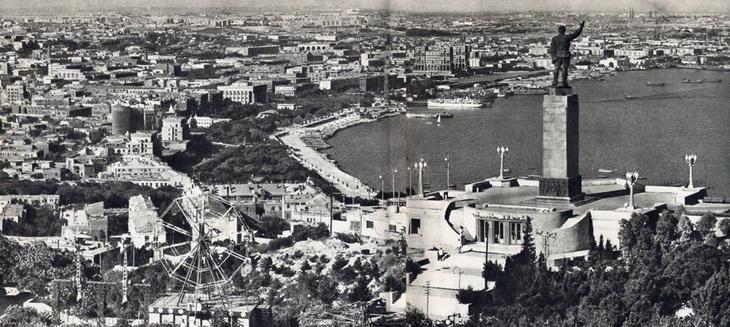 Баку 1964 года: Городские виды (ФОТО) - часть 3