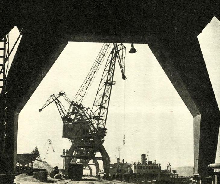Промышленный Баку 1960-х годов (ФОТО)