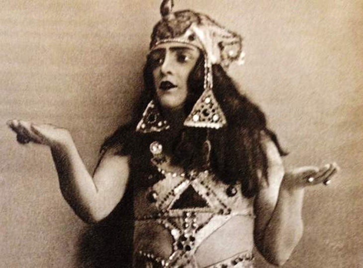 «Катя-шарманщица»: Кармен бакинской сцены Фатьма Мухтарова