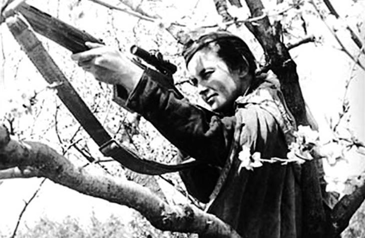 Женщины Азербайджана в Великой Отечественной войне