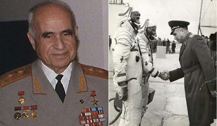Керим Керимов: один из руководителей космической программы СССР