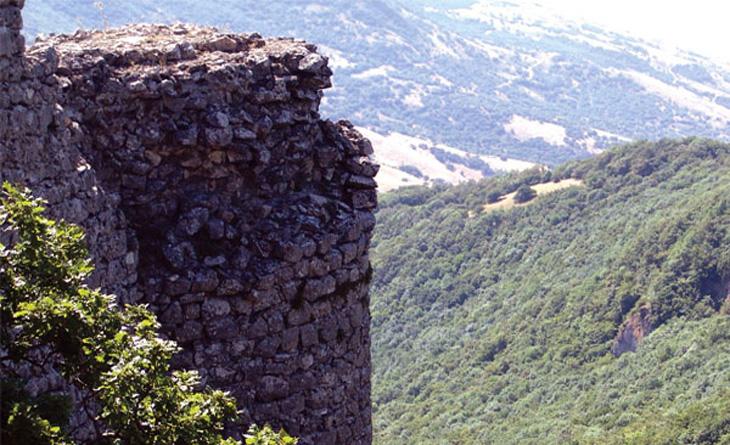Шабран: История средневекового города