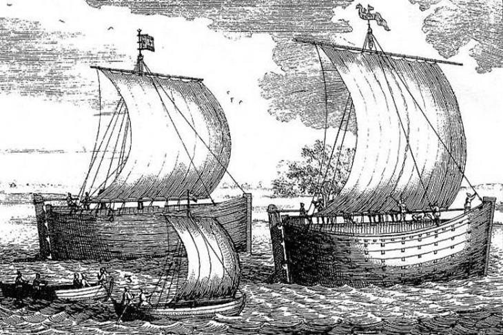 Военно-морская история Азербайджана: корнями в глубь веков