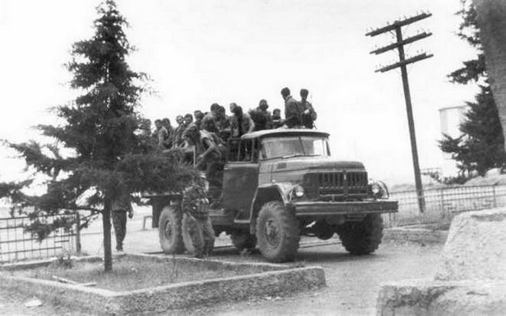 Времена карабахской войны (ФОТО)