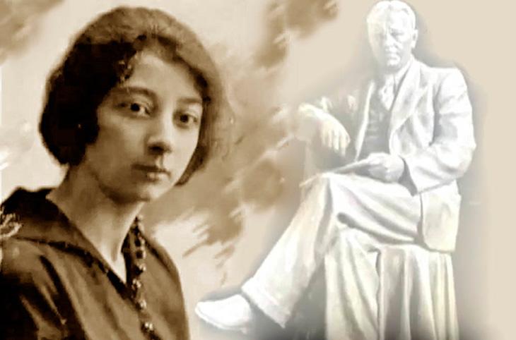 Зивяр Мамедова: первая в истории мусульманка-скульптор