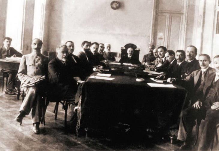 Заседание Кабинета министров, 1919, 7 мая