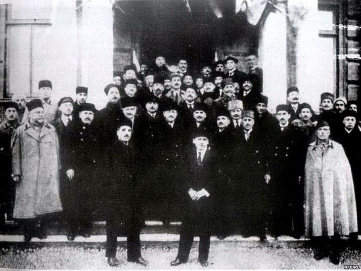 Члены парламента