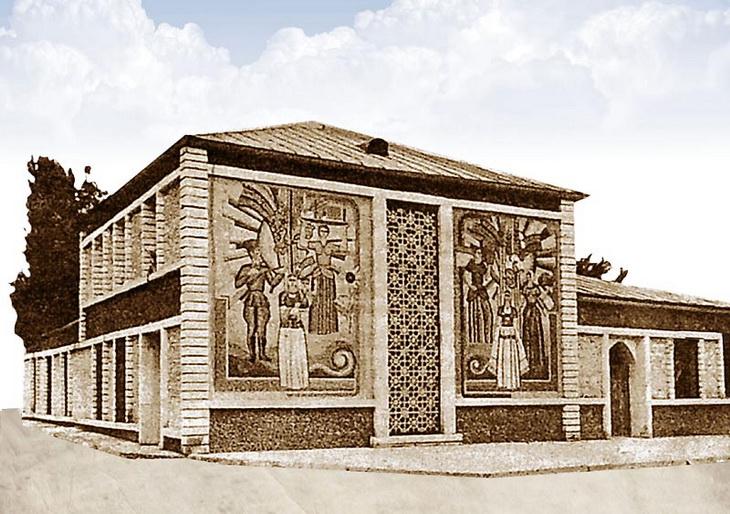 Горькая история Музея хлеба в Агдаме (ФОТО)