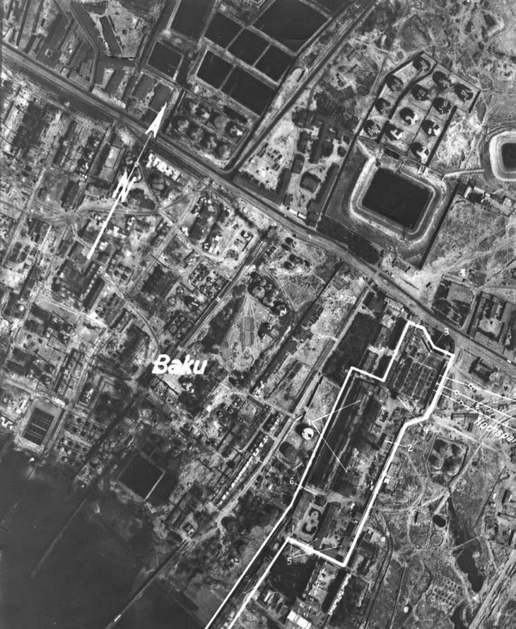 Черный город, 1942 год