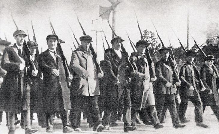 Баку в 1941 году (ФОТО)