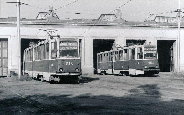 Жизнь и смерть бакинского трамвая (19 ФОТО)