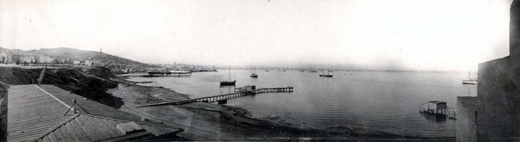 Баку. Вид на Баку с Баилова