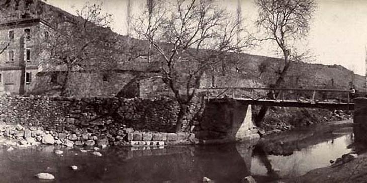 Бурджали, мост, фрагмент
