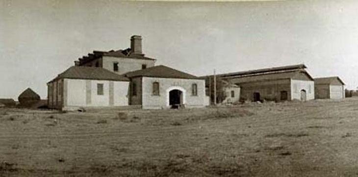 Гянджа, лакричный завод, фрагмент