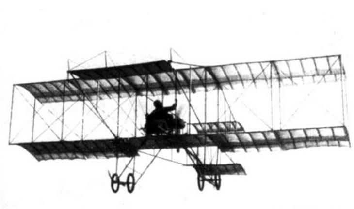 1910 год: Баку проводит первое в истории авиашоу на Кавказе