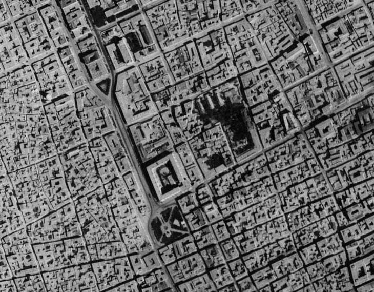 Район Бешмертебе и пл. Физули, 18 августа 1942 года