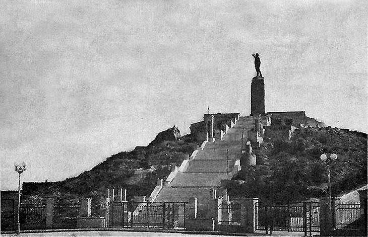 Баку в 1940 году (ФОТО)