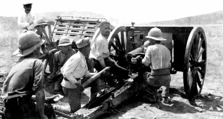 """1918: Россия и Германия в борьбе за """"черное золото"""" Баку"""