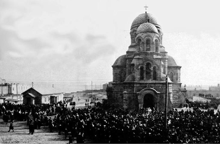 Печальная история одного из самых красивых православных храмов Баку