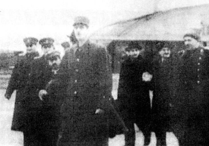 Как это было: Поездка генерала Шарля де Голля в Баку в 1944 г.