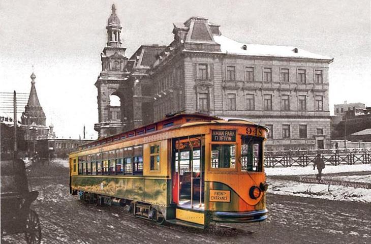 Неизвестные страницы из истории бакинского трамвая