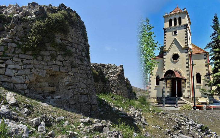 Шамкир: древний город с немецким акцентом